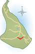 Bøgeskovsvej er markeret med rødt